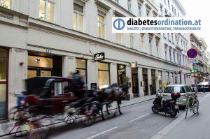 Diabetesordination Wien Wollzeile